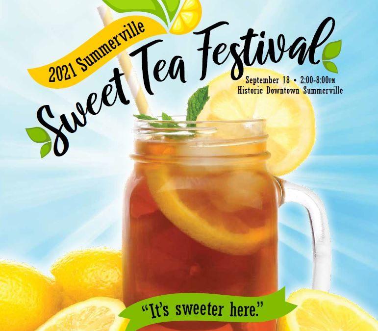 2021 Sweet Tea Fest (Spill the Tea)